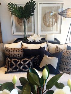 Interiors by Lume's shop in Christchurch styled beautifully with an amazing assortment of Bandhini Artwork and Cushions with Kelki the horse in the front! Thanks for sharing some shots of your store with us.