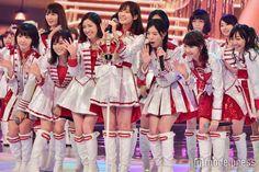 """(画像1/24)AKB48、紅白選抜の""""センター""""披露 涙で歌唱<上位16名>"""