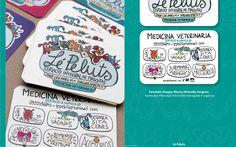 Business Cards / Tarjetas de Presentación on Behance