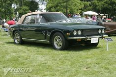 1975 Jensen Interceptor Convertible