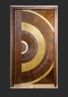 Best Door - Window Design in India New Door Design, Door And Window Design, Main Entrance Door Design, Wooden Main Door Design, House Gate Design, Door Design Interior, Entrance Doors, Single Main Door Designs, Office Wall Design