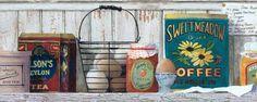 Moms Cooking Wallpaper Border - Wallpaper & Border | Wallpaper-inc.com