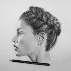 Drawing by Emmy Kalia
