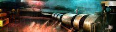 """Przejrzyj mój projekt w @Behance: """"Blade Runner"""" https://www.behance.net/gallery/43593171/Blade-Runner"""