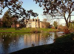 Astley Hall, Astley Park, Chorley - spent many a weekend here when I was a child :)
