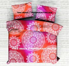 Indian Galaxy Ombre Mandala Reversible Duvet Cover Pillow Case Set Duvet Doona Quilt Cover Set #Traditional #Beautiful #Ethnic #Indian #Double #Bohemian #Hippie #Gypsy #Decor #Bedding #Set #tie&dye #Tree #floral #Love #decorative #Pillow #cushion #case #sham #slip #India #art #Multi #Tiedye #Queen #royal #luxury #bedding #room #home #decor #live #life #love #boho #cotton Free Shipping Worldwide #handicraftpalace