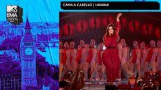Camila Cabello Performs 'Havana' | MTV EMAs 2017 | Live Performance