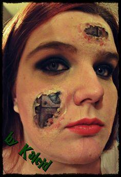 Robotica - SFX make up