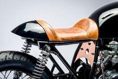 Kott Motorcycles est un préparateur américain basé à Los Angeles et spécialisé dans le custom des CB Honda de la fin des années 70. Ils viennent de termine