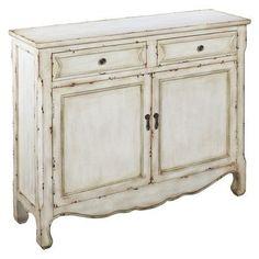 Lark Manor Balisier 2 Drawer Cabinet