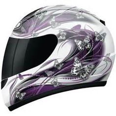 motorcycle helmets for women - Bing Images
