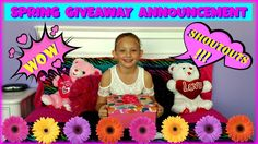 SURPRISE TOYS - SPRING GIVEAWAY ANNOUNCEMENT AND SHOUTOUTS - Magic Box T...