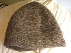 Omani stitch: Kniminii's Toronto Hat on ravelry.com