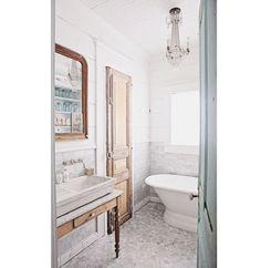 Dreamy Whites Lifestyle Bathroom Makeover