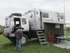 DAF 4x4 Adventure Camper - Twende