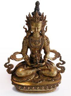 Rare Gilt Bronze Buddha Hindu Statues For Sale Hindu Statues, Statues For Sale, Hindu Deities, Buddhist Art, Buddha, Bronze, Buddha Art