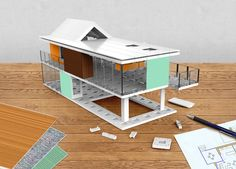 Cool Arckit architecture kit lets you build an infinite variety of scale models like LEGO   Inhabitat - Sustainable Design Innovation, Eco Architecture, Green Building