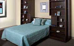 """Jacksonville – The Jefferson """"Library Bed"""""""