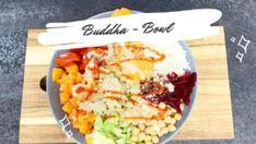 Buddha Bowl mit Tahini Dressing - KlaraMaria-Haug Tahini Dressing, My Favorite Food, Favorite Recipes, Head Of Lettuce, Red Beets, Buddha Bowl, Protein Sources, Vegan Dishes, Perfect Food
