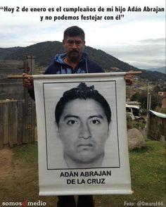 RT @Adolfo_ZapataMx: HOY ES EL CUMPLEAÑOS DE MI HIJO Y NO PODEMOS FESTEJAR CON ÉL: PADRE DE NORMALISTA. #YaMeCansé18 #SOSMéxico http://t.co…- http://www.pixable.com/share/632JV/?tracksrc=SHPNAND3&utm_medium=viral&utm_source=pinterest