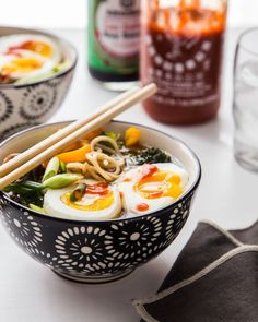 Slow Cooker Pork Ramen is a versatile way to enjoy comforting bowl of ramen.