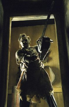 Leatherface -  (The Texas Chainsaw Massacre)