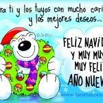 Buenos deseos para ustedes.