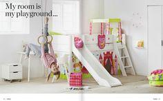 我們看到了。我們是生活@家。: 充滿想像力與玩心的房間!1972年成立於丹麥的FLEXA