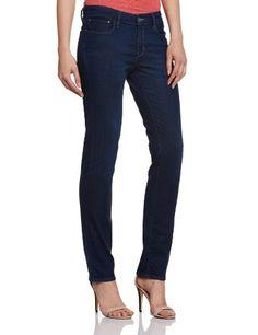 Levi's Women's Slight Curve Slim Jeans Levi's Classic Slight Curve Slim Overcast Jeans Slim Fit Women's Cotton – Spandex (Stretch) – % Lyocell – PolyesterClassic rise Jeans Slim, Levis Jeans, Denim, Indigo, Mode Jeans, Fashion Deals, Jeans Style, Fit Women, Black Jeans