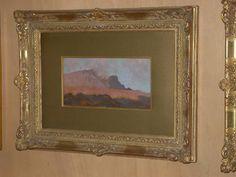 Giuseppe De Nittis - Sulle falde del Vesuvio 1871