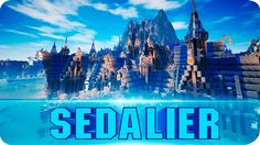 Minecraft - SeDaLier Lake City Cinematics - Epic Minecraft Map w/ Download