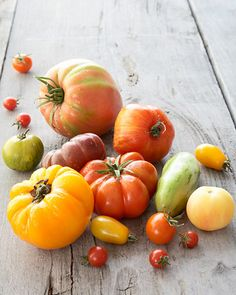 Gorgeous Tomatoes 73 Ways. Whether homegrown or store-bought, fresh tomatoes are the star of summer meals.