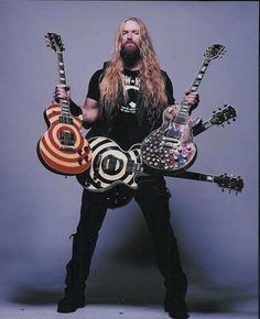 You wish you could play guitar like Zakk Wylde.