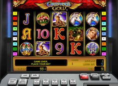 Gryphons Gold - a slot machine for real money. Gryphon Gold slot dedicated to the heroes of myths and legends. Its developer is the company Novomatic, which is characteristic of the machine with 5 reels and 9 paylines. In the gaming machine Gryphons Gold there are signs Wild and Scatter, as well as the mode of additional spins.  Players