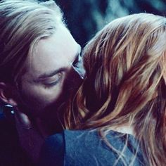 They're so cute together #Clace