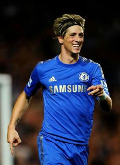 Fernando Torres one of the best smiles i seen