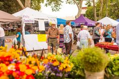 Red Bluff Farmers Market downtown every Wednesday night - Business Connections