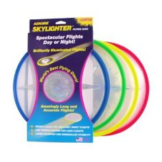Aerobie Skylighter Flying Disc Frisbee