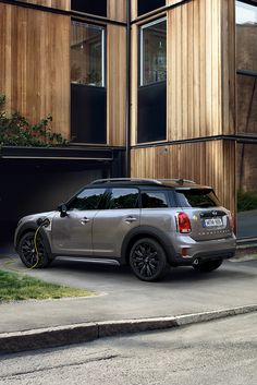 Plug in and plan your getaway. Go further with the new MINI Countryman plug-in hybrid. #MINI #Countryman #AddStories #getoutthere #citylimitless #pluginhybrid #plugin #phev