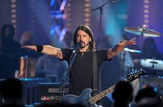 Dave Grohl and the Foo Fighters on VH1 Storytellers