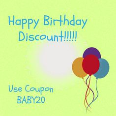 Happy Birthday my boy! and a gift for you!!!! 20% on any purchase with coupon BABY20 !!!!  https://www.etsy.com/shop/EfZinCreations  #discount #sale #offer #jewelry #gift #woman #necklace #earrings #ring #bracelet