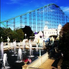 Kennywood Park in PA