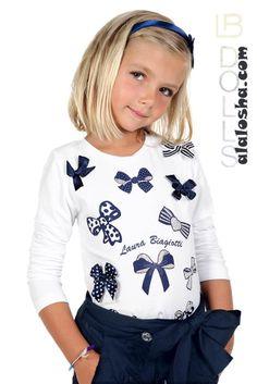 ALALOSHA: VOGUE ENFANTS: Laura Biagiotti Dolls SS13 (BLUE)