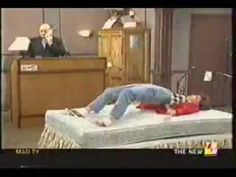 YouTube Mad TV - #Lorraine Buys A Bed   OMG, bringing back memories, I need to stop LOL!!!
