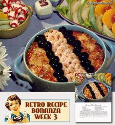 Shrimp Olive Casserole / Gryterett med Oliven og Reker