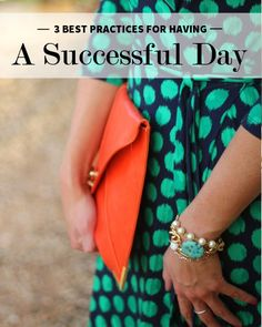 How to Have a More Successful Day | Levo League