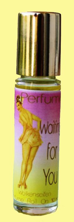 Perfume Roll On Waiting for You!
