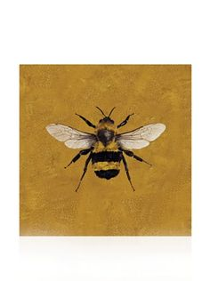 """84% OFF Studio A Bee #1 Gold, 10"""""""