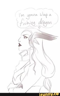 "XD Totally my Qunari mage. Slap it then run past Bull or Cassandra, ""Your turn now! I'll bee back here at a safe distance throwing magic at it""<< Or alternatively, scream while hitting it weakly with a shield Dragon Age Qunari, Hawke Dragon Age, Dragon Age 2, Dragon Age Origins, Dragon Age Funny, Dragon Age Games, Funny Romance, Grey Warden, Dragon Age Inquisition"