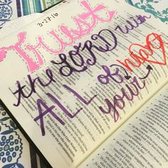 An oldie #biblejournaling #biblejournalingcommunity #illistratedfaith #icolorinmybible http://ift.tt/1KAavV3